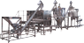 Pulverizer Mill / Ribbon Mixer / Spice Grinder / Powder Blender